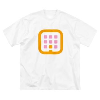 はるniアイコン Big silhouette T-shirts