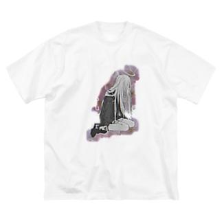 échouer Big silhouette T-shirts