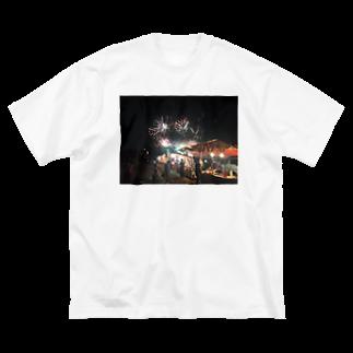 たかひろの夏服 Big silhouette T-shirts