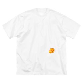 從標價半價 Big silhouette T-shirts