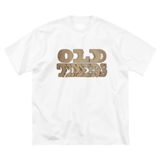 OLD TIMERS Big silhouette T-shirts