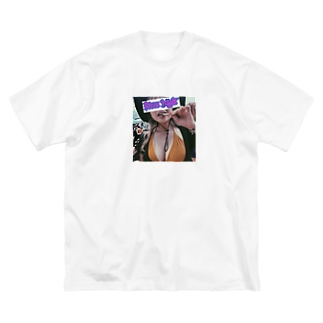 SHISHAMO UMAI YANKE Big Silhouette T-Shirt