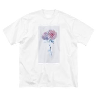 スプタンばらちゃん Big Silhouette T-Shirt