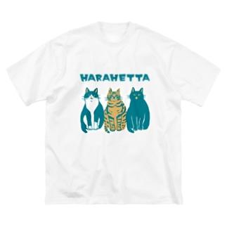 HARAHETTA Big silhouette T-shirts