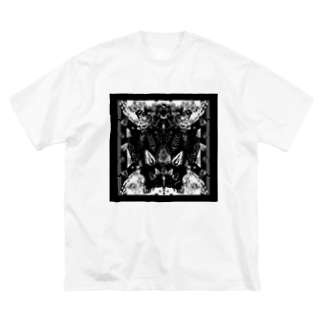 - HA TSU KO I -「発恋」 Big silhouette T-shirts