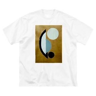 onzi2 Big silhouette T-shirts