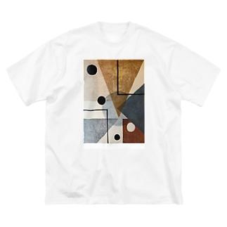onzi5 Big silhouette T-shirts