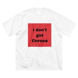 I don't get Corona Big Silhouette T-Shirt