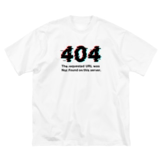 404 Not Found Big silhouette T-shirts