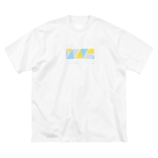 YZH Big silhouette T-shirts