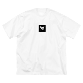 Disturb love Big silhouette T-shirts