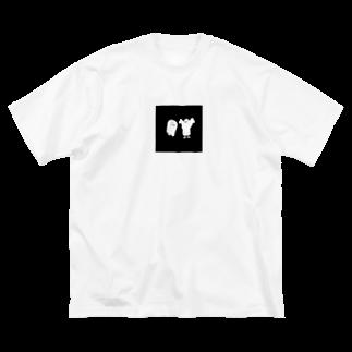 あかしさおりのよふかし Big silhouette T-shirts