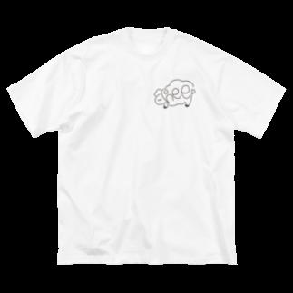 Sleep SheepのSleep Sheep Big silhouette T-shirts