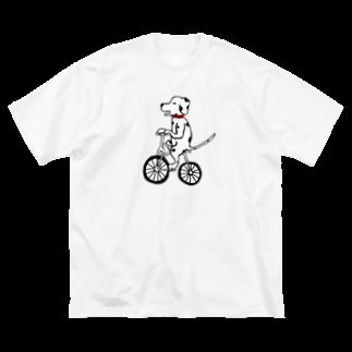 RyuC ショップのチャーリュー Big silhouette T-shirts
