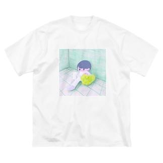 room Big silhouette T-shirts