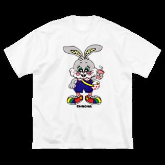 CHACHAのCHANKY Big-T Big silhouette T-shirts