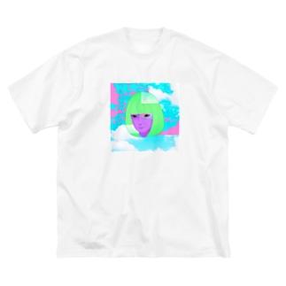 二〇二〇春 Big silhouette T-shirts