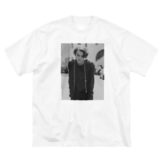 aibaachanのnancy?? Big silhouette T-shirts
