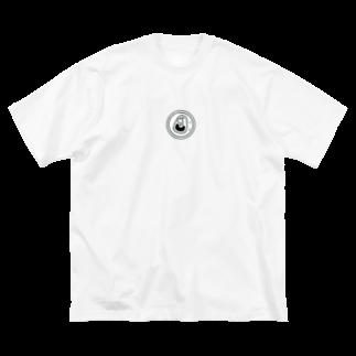 びりぃおんのカン Big silhouette T-shirts