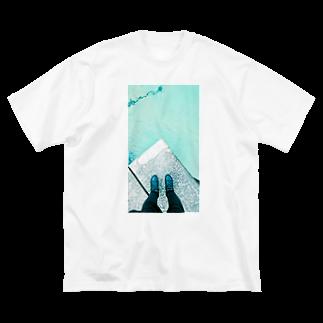 古春一生(Koharu Issey)の今日じゃない。 Big silhouette T-shirts