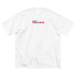 HaoWave-logo Big silhouette T-shirts