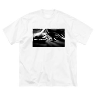 PHOTOGLISH マリー Big silhouette T-shirts