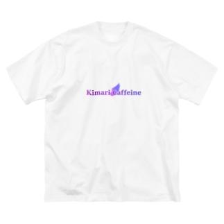 香増院キマリグッズ Big silhouette T-shirts
