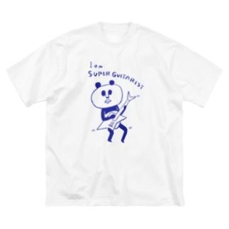 ゆめはぎたりすと Big silhouette T-shirts