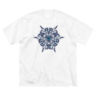 #Graphic35 Big silhouette T-shirts