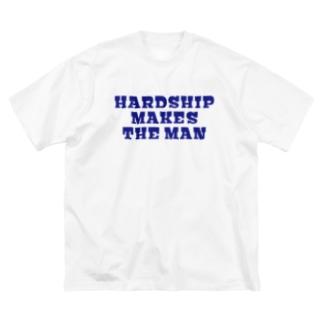BOYS IN BLUE 2020(B) Big silhouette T-shirts