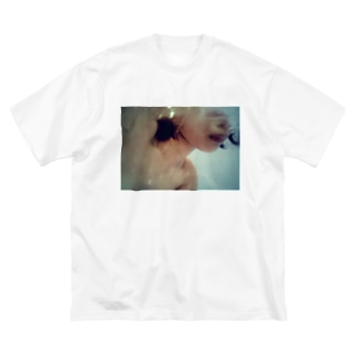 water Big silhouette T-shirts