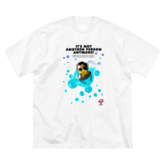 IT'S NOT ANOTHER PERSON ANYMORE! Big silhouette T-shirts