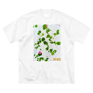 xoxo Big silhouette T-shirts