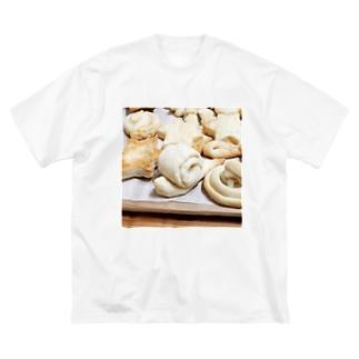 カタツムリクッキー Big silhouette T-shirts