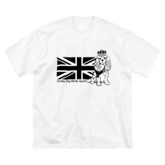ユニオンジャック:ブレンハイム Big silhouette T-shirts