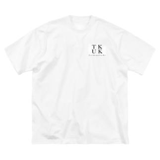 TKUK  Big silhouette T-shirts