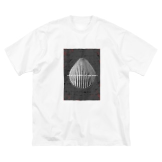 Warm the cockles of your heart. Big silhouette T-shirts