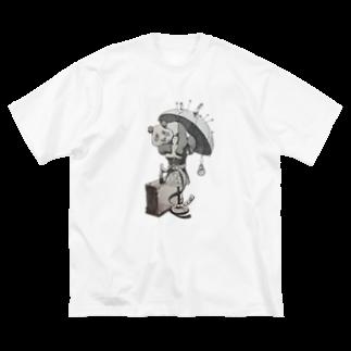 PENTAのPENDA Big silhouette T-shirts