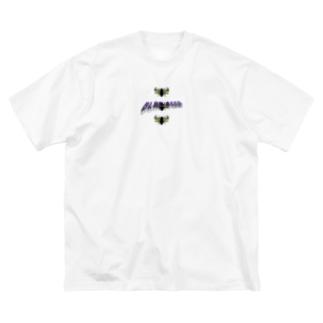 3 GIG BEE TEE Big silhouette T-shirts