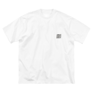 CHULY.のCHULY Big silhouette T-shirts