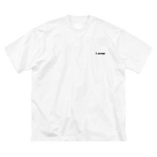 LOLLYGAG Big silhouette T-shirts