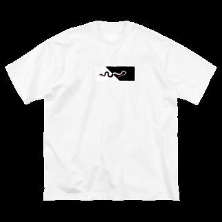 äggのBIHE Big silhouette T-shirts