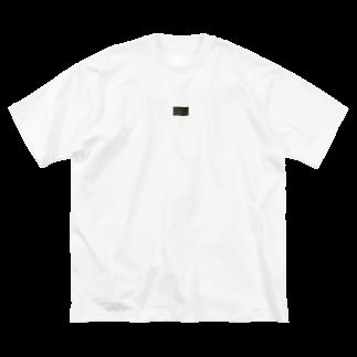 supreのsupre シンプル Big silhouette T-shirts