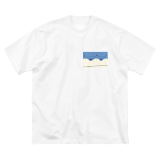 🗻🐻 Big silhouette T-shirts