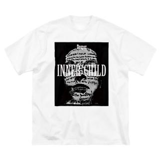 <コラボ→hagu_umitsuki> INNER-CHILD: BSTS Big silhouette T-shirts
