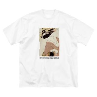 VR OIRAN  Big silhouette T-shirts
