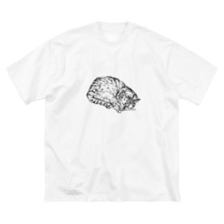 ふところ Big T-shirts