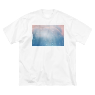hope Big silhouette T-shirts