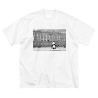 Madrid Big silhouette T-shirts