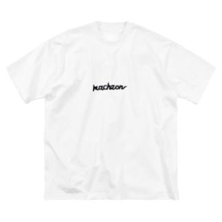 machaon Big silhouette T-shirts